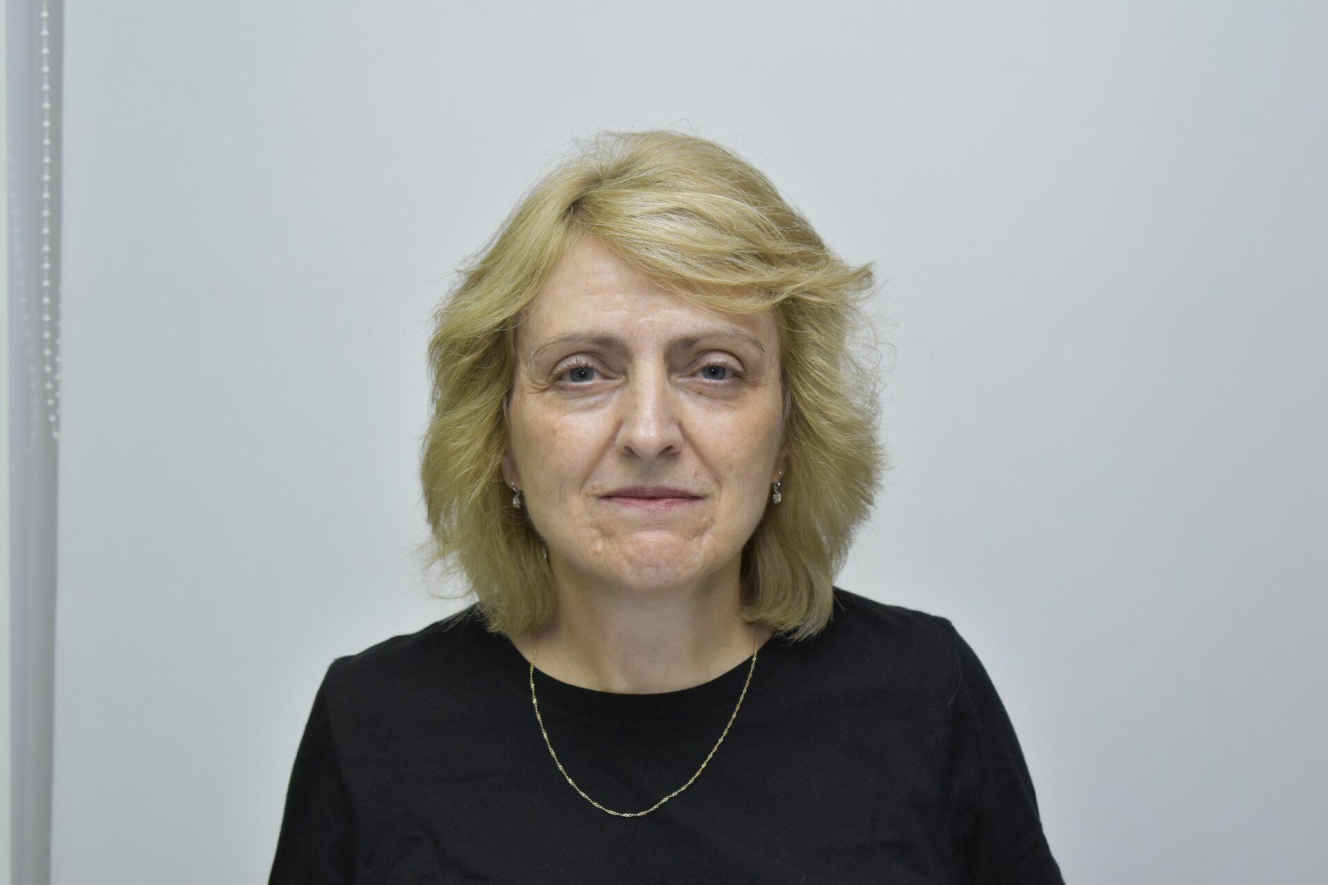 Portrait Julie Evans, UK