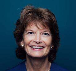 Lisa Murkowski, C3E International Ambassador U.S.A.