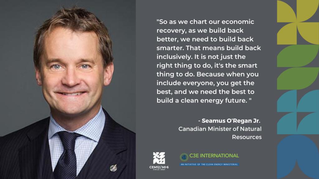 Seamus O'Regan Jr. quote